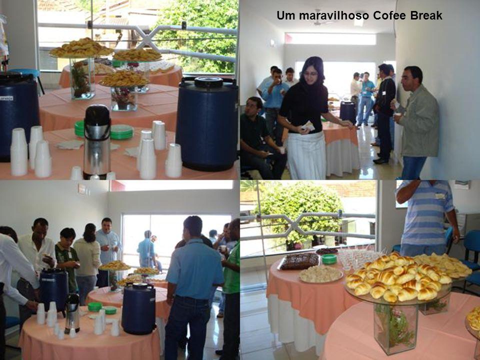 Um maravilhoso Cofee Break
