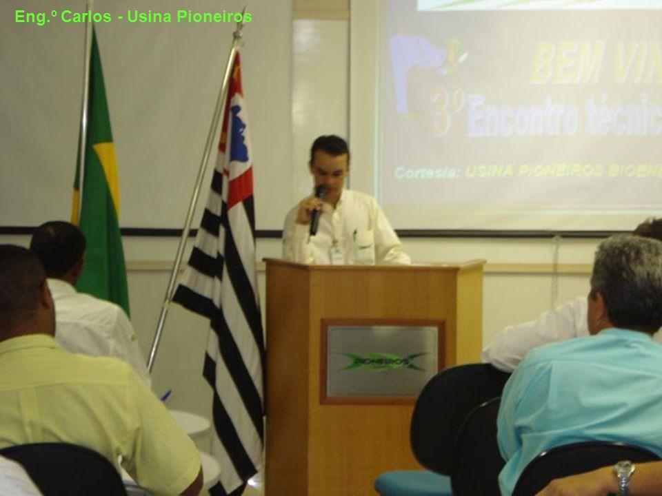 Eng.º Carlos - Usina Pioneiros