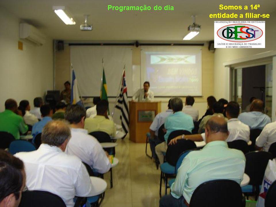 1ª Apresentação: Eng.ª Glaucia Gabas Tema: Importância do Teste de Selagem e a IN 1 de 11/4/94