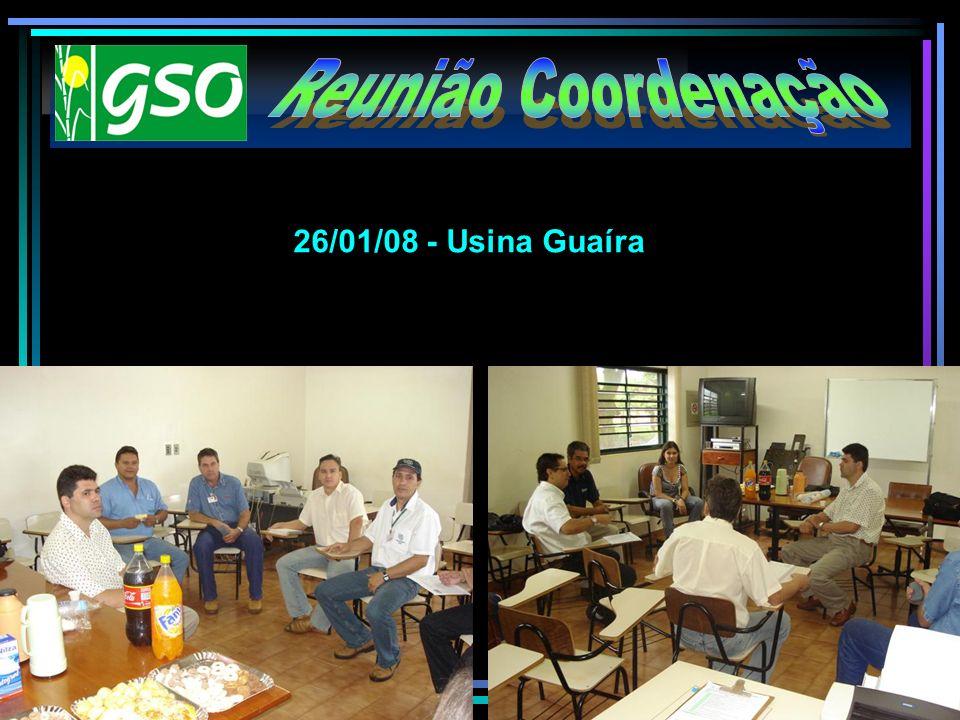 26/01/08 - Usina Guaíra