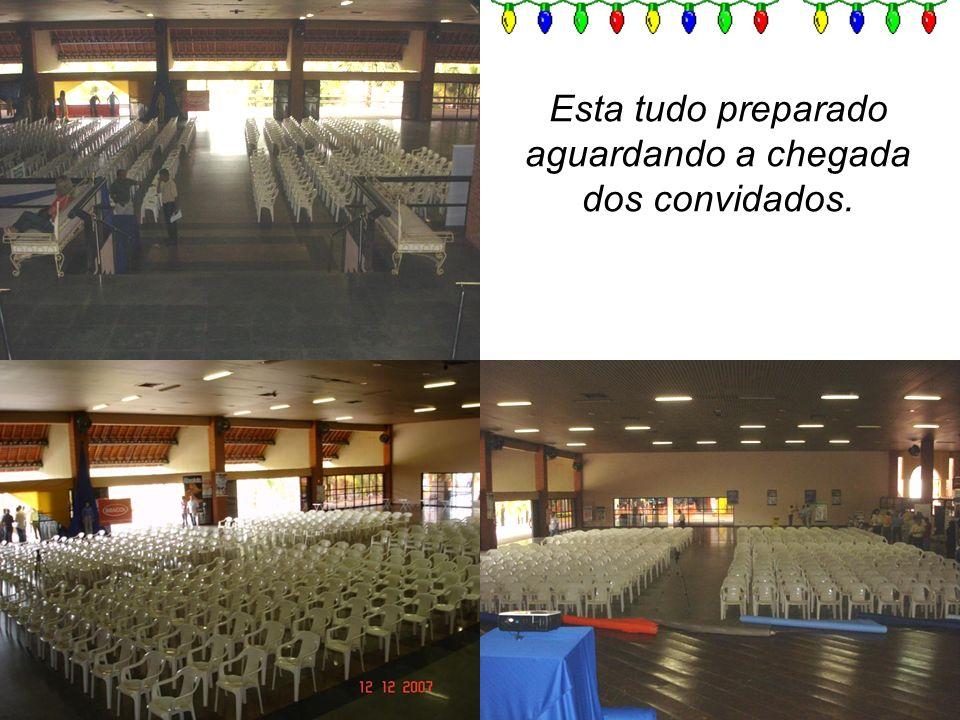 Abertura pelo Sr. Mário Márcio Diretor Presidente do GSO