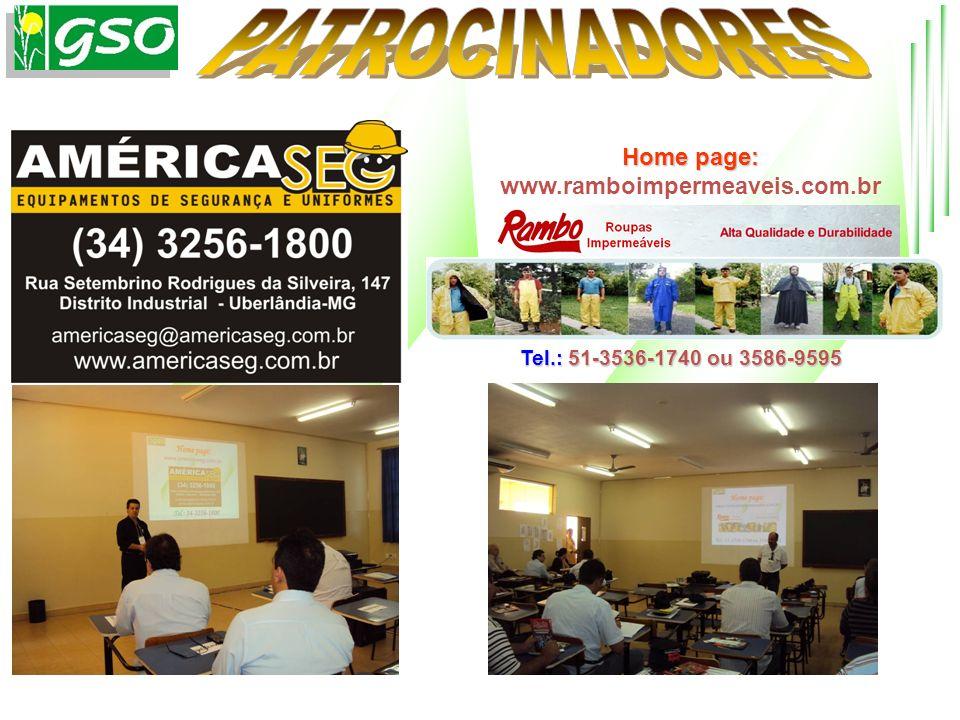 Miguel Antonio Sinkunas (Sr) TEMA: Novos desenvolvimentos e a Segurança no manuseio de produtos Químicos