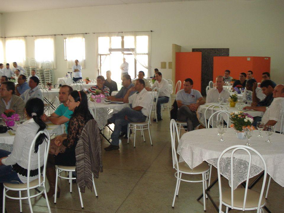 Apresentação: Apresentação: Mário Márcio dos Santos -Diretor Presidente GSO e Gerente Depto.