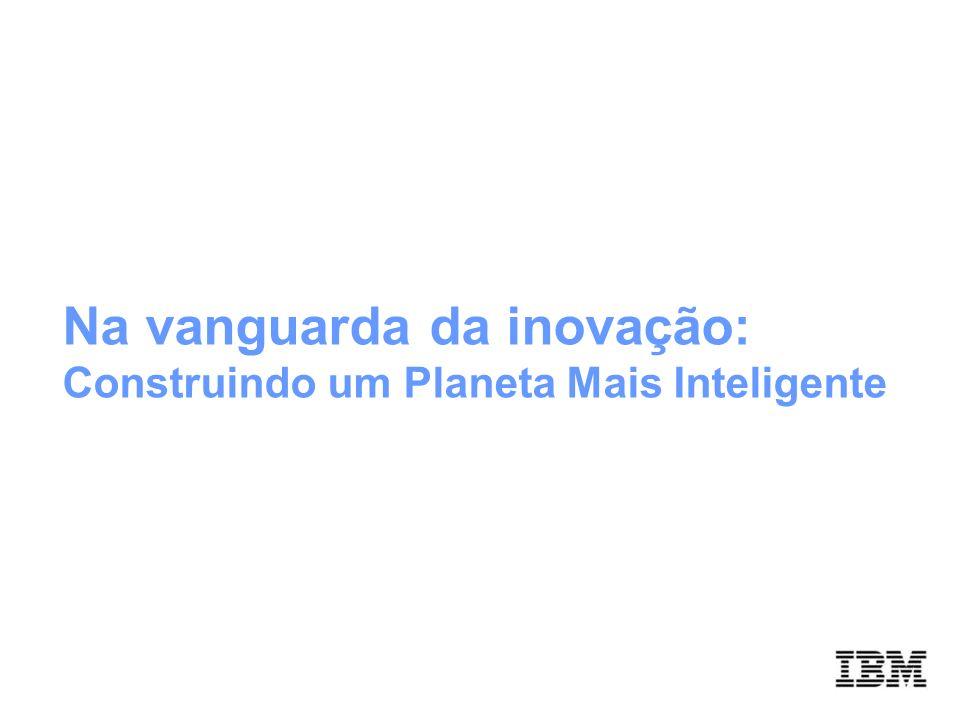 Na vanguarda da inovação: Construindo um Planeta Mais Inteligente