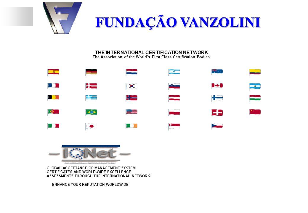 Posição Fundação Vanzolini no Brasil rMaior Certificadora Brasileira.