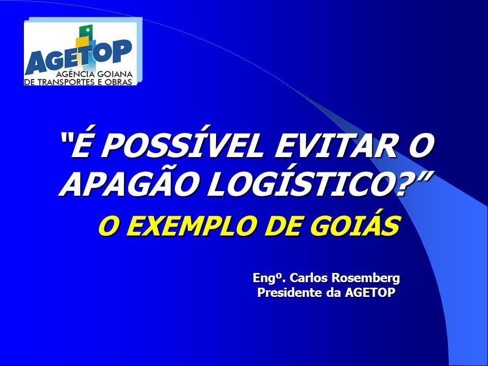 O CENÁRIO RODOVIÁRIO NACIONAL A infra-estrutura de transportes no Brasil apresenta um quadro de extrema gravidade O setor rodoviário aproxima-se do colapso total do sistema.