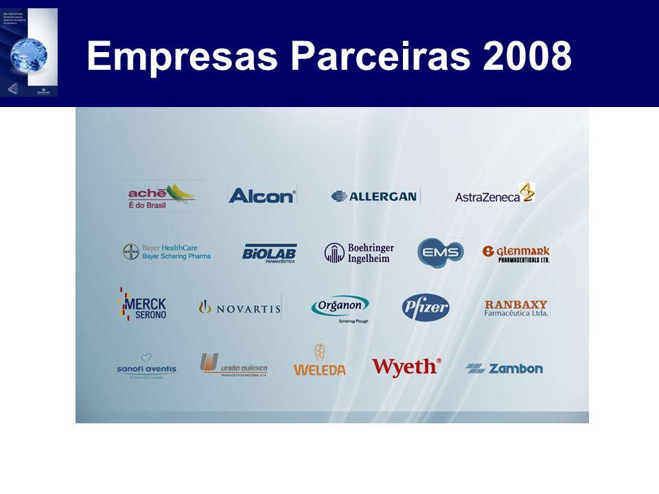 Empresas Parceiras 2008