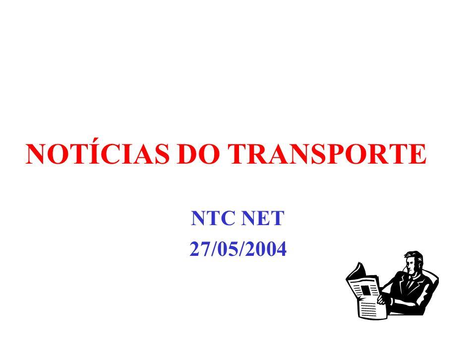Custos do transporte acumulam variação média de 13,6% SÃO PAULO - Os custos do transporte rodoviário de cargas acumularam, no período de junho de 2003 a maio de 2004, uma variação média de 13,6%, conforme divulgou o Conet (Conselho Nacional de Estudos de Transporte e Tarifas), órgão consultivo da NTC & Logística.