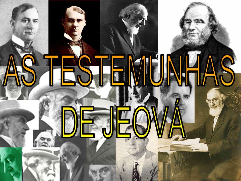 Resumo Histórico Charles Taze Russell, fundador da seita Testemunhas de Jeová, nasceu no Estado da Pensilvânia, Estados Unidos, no ano de 1854.