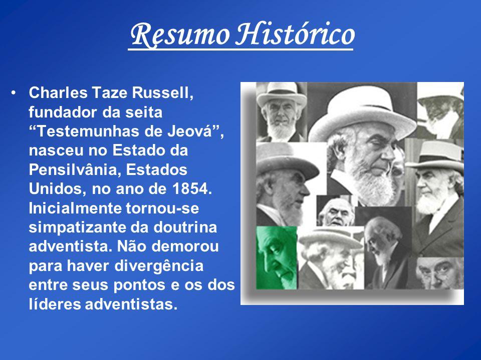 I.1 As Idéias de Russell Russell foi um homem de mau procedimento.