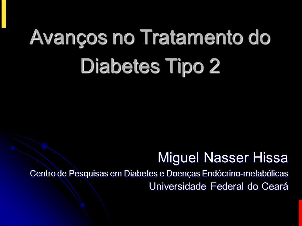 Visão Geral Fisiopatologia do diabetes mellitus tipo 2 Fisiopatologia do diabetes mellitus tipo 2 Informações básicas sobre incretinas Informações básicas sobre incretinas Dados clínicos da exenatide e inibidores do DPP-IV Dados clínicos da exenatide e inibidores do DPP-IV