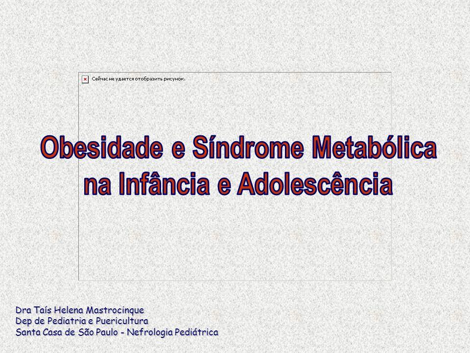 Dra Taís Helena Mastrocinque Dep de Pediatria e Puericultura Santa Casa de São Paulo - Nefrologia Pediátrica