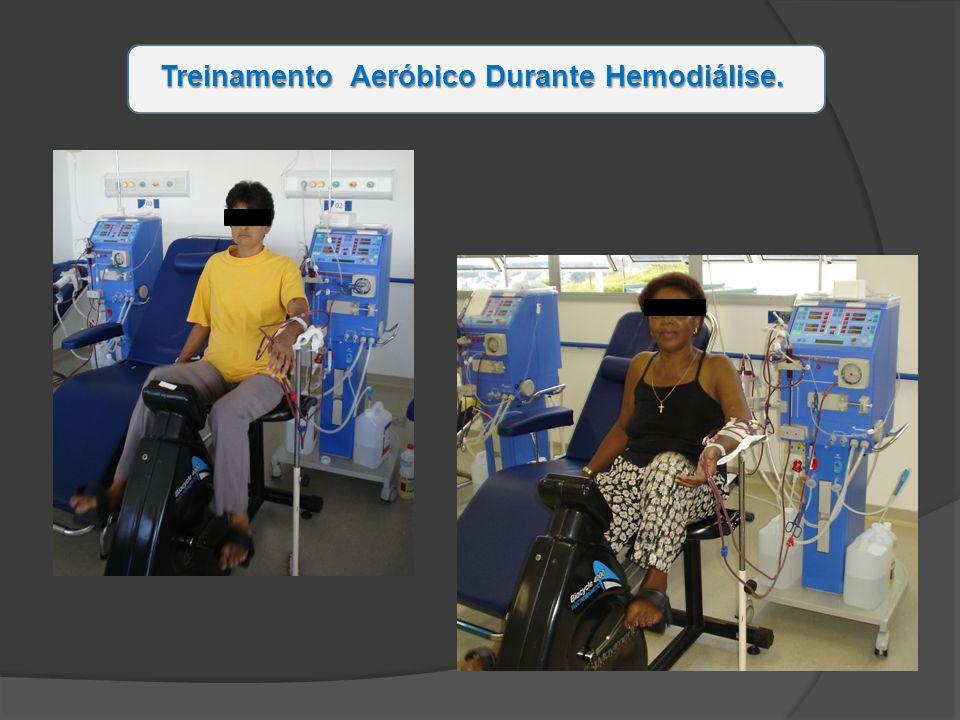 Treinamento Aeróbico Durante Hemodiálise.