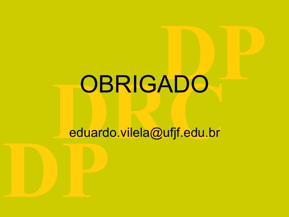 DRC DP OBRIGADO eduardo.vilela@ufjf.edu.br