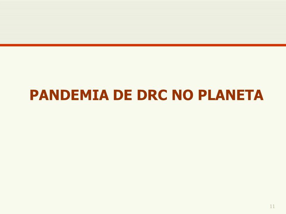 11 PANDEMIA DE DRC NO PLANETA