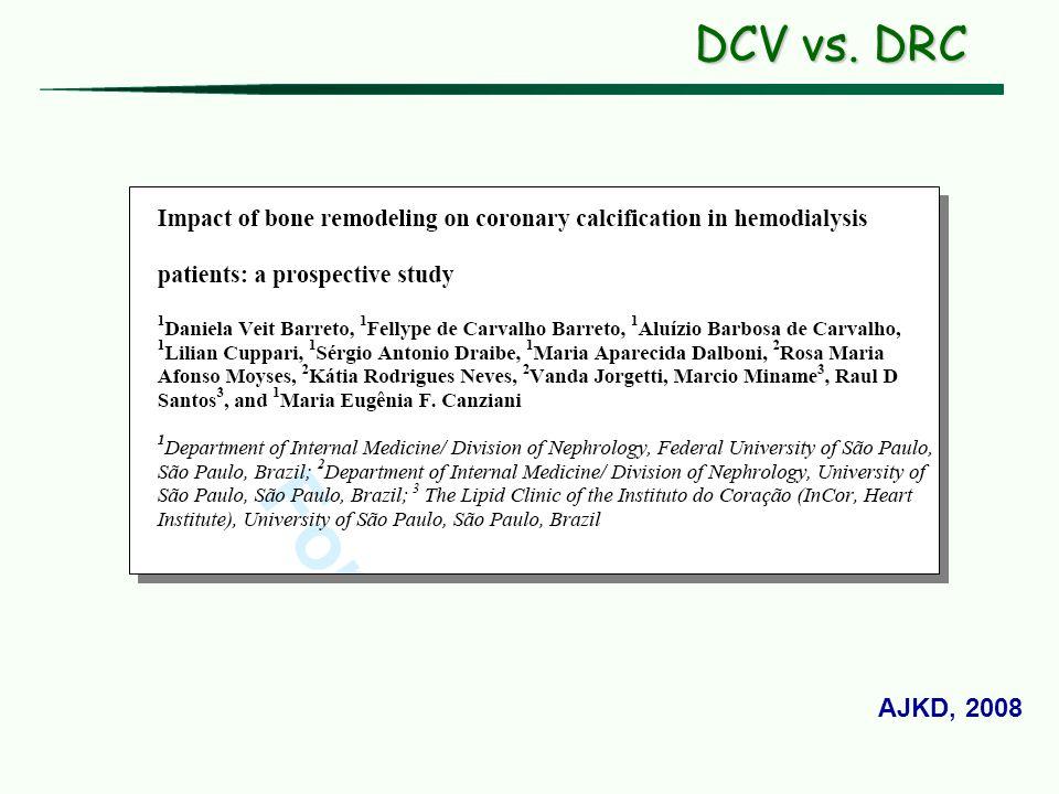 AJKD, 2008 DCV vs. DRC
