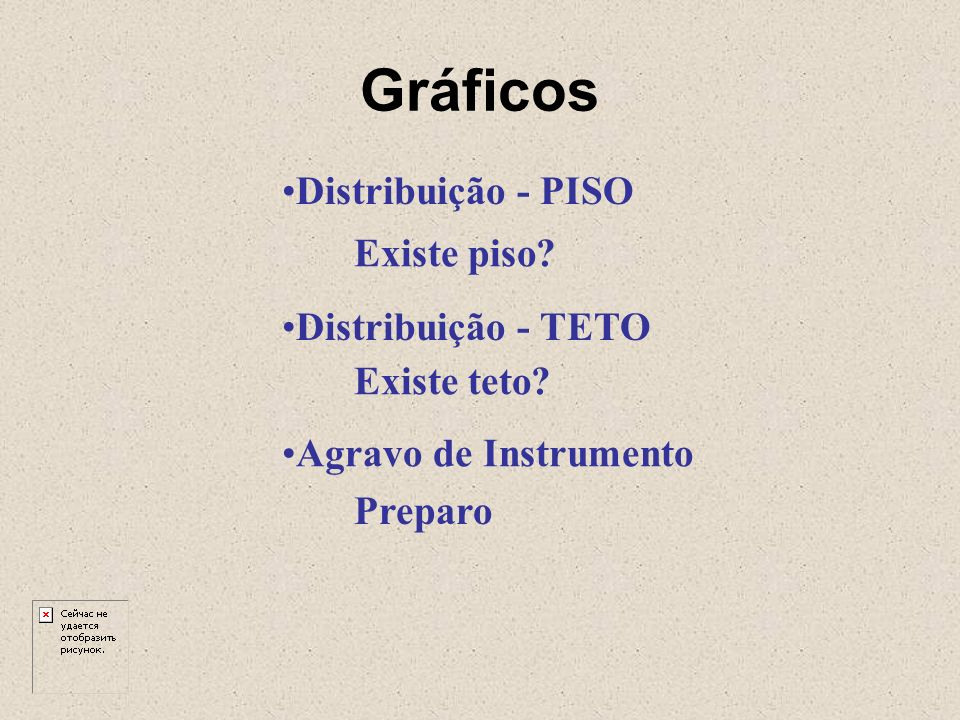 Distribuição - PISO Distribuição - TETO Agravo de Instrumento Gráficos Existe piso? Existe teto? Preparo