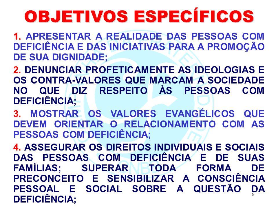 6 OBJETIVOS ESPECÍFICOS 1.1.