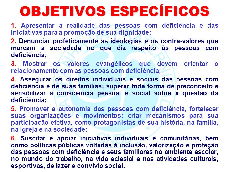 8 OBJETIVOS ESPECÍFICOS 1.1.