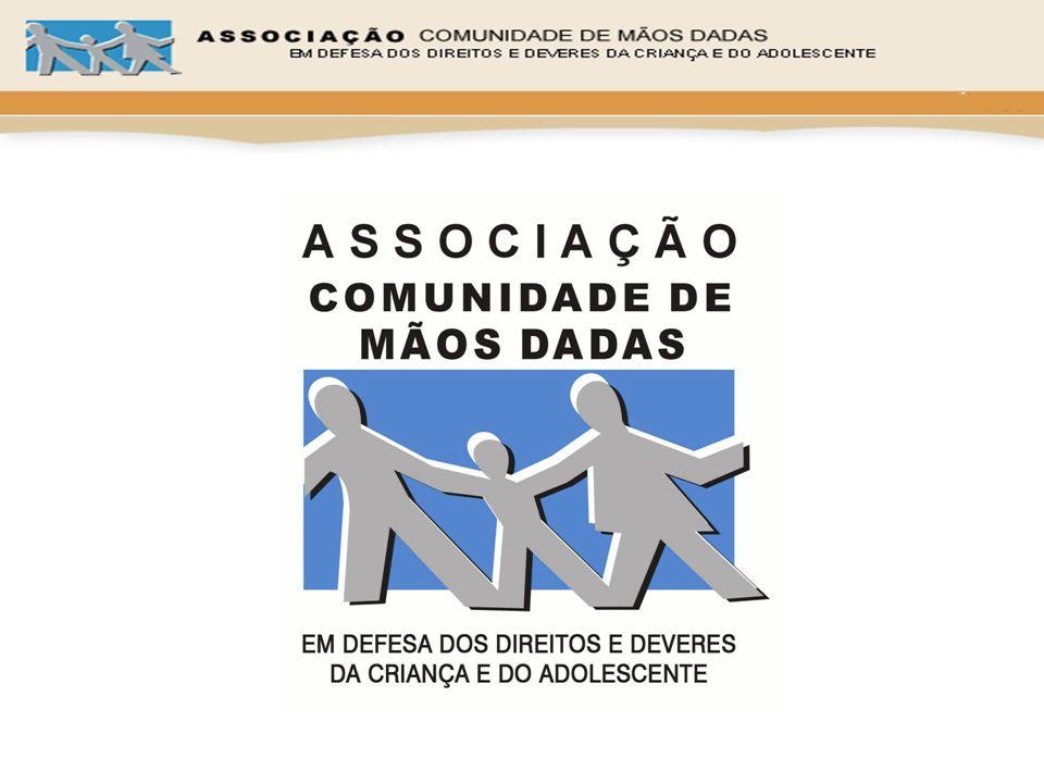 A Associação Comunidade de Mãos Dadas (ACMD) A Associação Comunidade de Mãos Dadas (ACMD) é uma Organização Não Governamental fundada em 1996 por empresários da Baixada Santista com o objetivo de atuar na área da infância e da juventude.