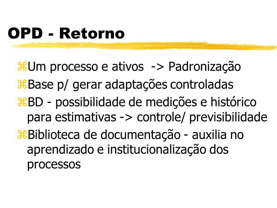 OPD - Gastos zDefinir padrão para doc.