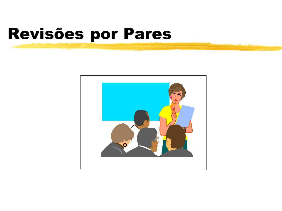 Revisões por Pares Peer Review - PR