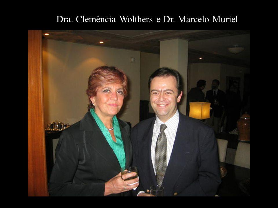 Dr.Túlio do Egito Coelho, Dra. Tânia Falbo, Dr. Francisco Victor Boissoui, Dra.