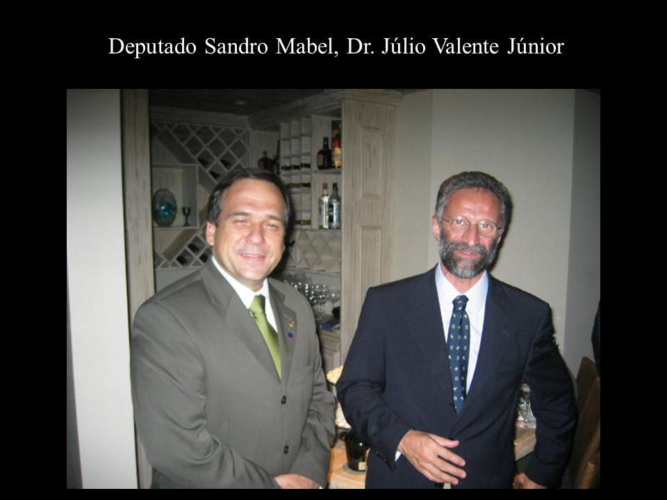 Dra. Clemência Wolthers, Dra. Marta Mitico Valente, Tiago Leite e Deputado Aroldo Cedraz