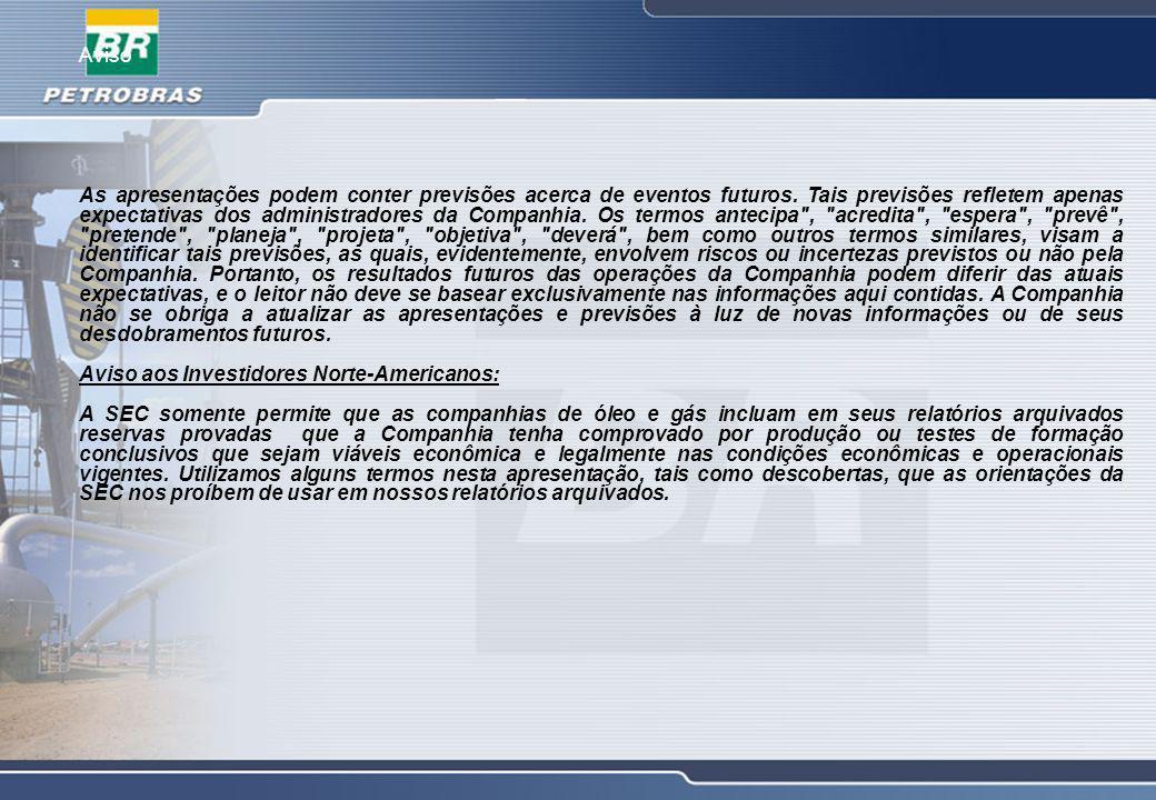 ÁREA INTERNACIONAL – VISÃO GERAL ÁREA INTERNATIONAL – PLANO DE INVESTIMENTOS 2008-2012 PETROBRAS – PLANO ESTRATÉGICO 2008-2020