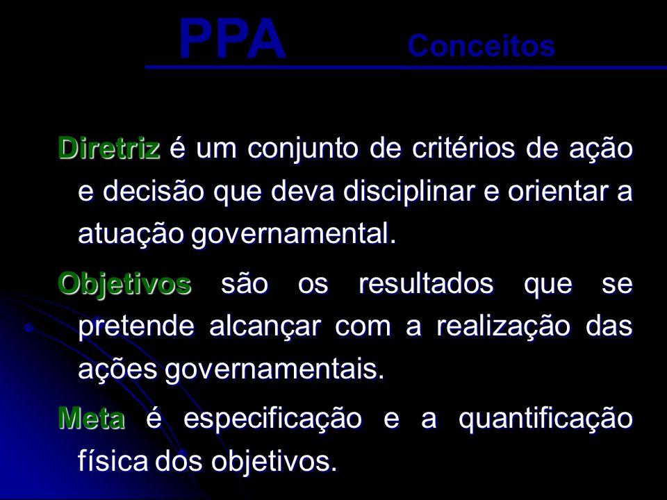 O plano plurianual exporá, de forma regionalizada, as diretrizes, os objetivos e as metas da administração pública para as despesas de capital e outra