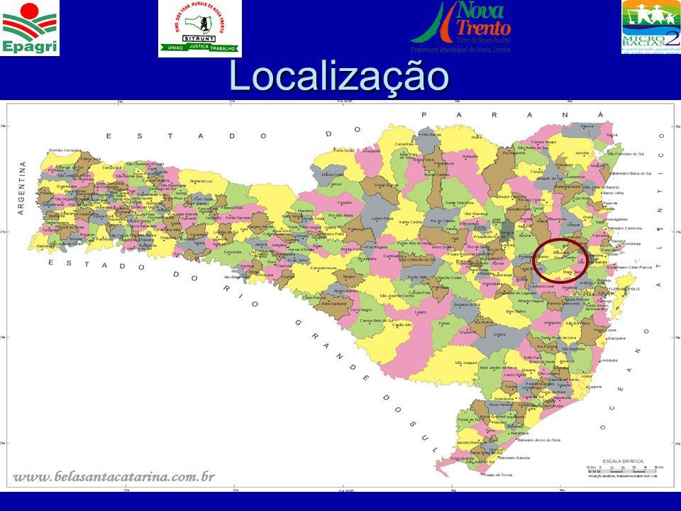 Características do Distrito de Aguti Principais cultivos: Fumo, Uva, Mandioca, Eucalipto, Pínus, Milho, Feijão.