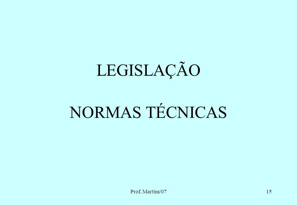 Prof. Martins/0714 COMPARAÇÃO DOS ÓBITOS SETOR ELÉTRICO X GERAL (NACIONAL) 2001 – 5,7 VEZES MAIOR 2002 – 5,9 VEZES MAIOR 2003 – 7,0 VEZES MAIOR