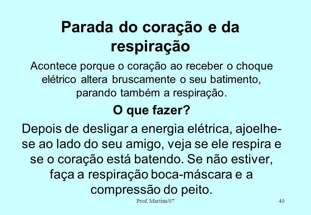 Prof. Martins/0739 PROBLEMAS AÇÕES