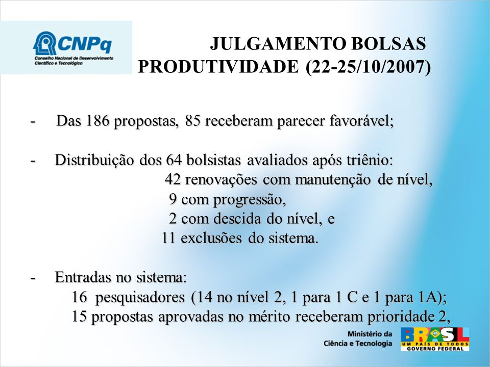 FÓRMULA PRODGER: {(Num Art.Inter A x 6 p.+ Num Art Nac A ou B ou Int.