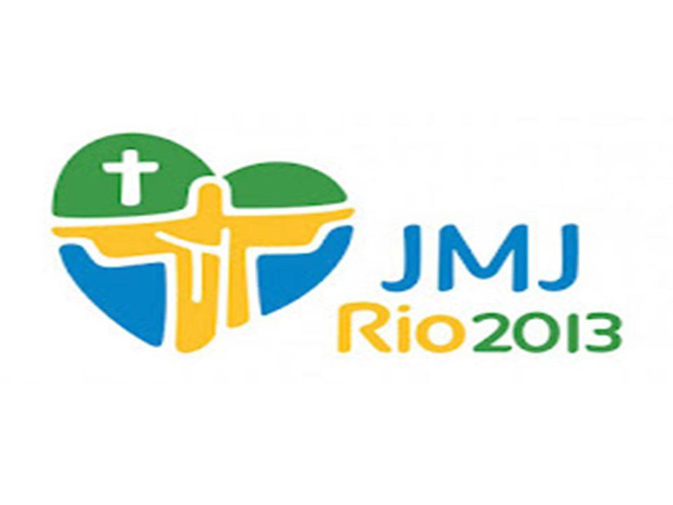 Desafios e perspectivas Olhar para a Jornada Mundial da Juventude não é apenas ter presente o que acontecerá no período de 23 a 28 de julho de 2013.