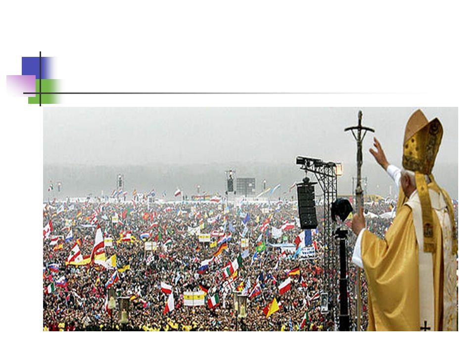 JMJ – Rio 2013 e Atividades permanentes da evangelização da juventude Dar atenção aos preparativos da JMJ, não significa esquecer ou deixar em segundo plano as atividades já existentes ou atividades permanentes: DNJ, formação de lideranças e assessores, projetos diocesanos, regionais e nacionais.