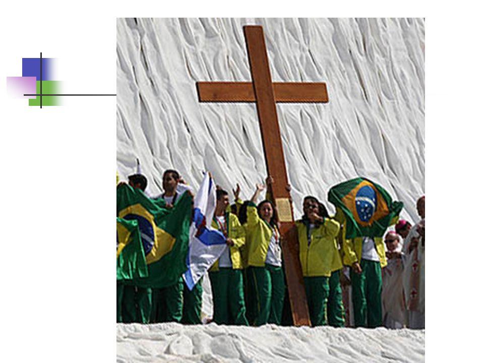 No dia 18 de setembro de 2011, com a chegada da Cruz Peregrina e do Ícone de Nossa Senhora, todas as Dioceses do Brasil passaram a viver o grande período de preparação e mobilização.