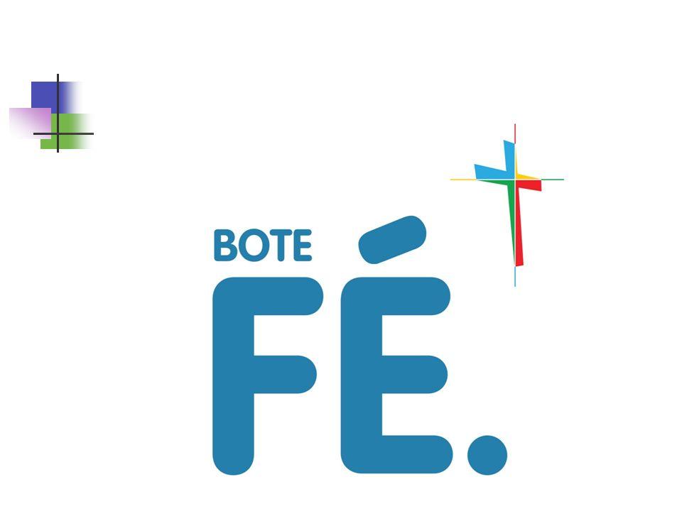 O projeto Bote Fé tem por objetivo envolver toda a Igreja e a sociedade brasileira na organização e participação na Jornada.
