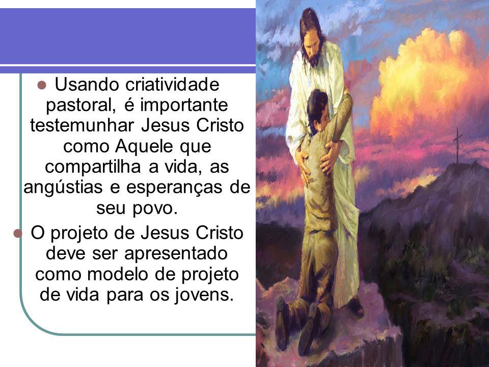 Certamente o encontro com Jesus Cristo não pode ser algo abstrato.
