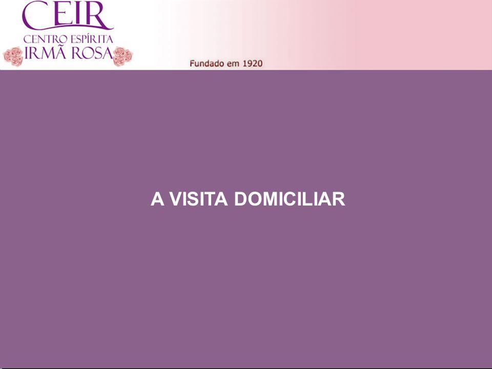 Título 1 Sub-Título 1 Título Principal Elaborado por: nome do autor Junho/2010 A VISITA DOMICILIAR