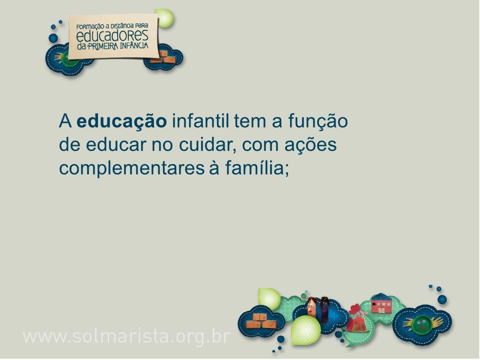 Currículo da educação infantil 2º módulo Carga horária: 65h Principais sistemas pedagógicos.
