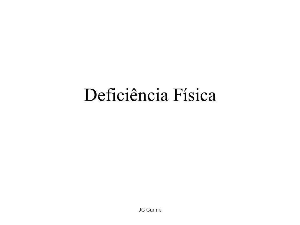 JC Carmo Deficiência Física