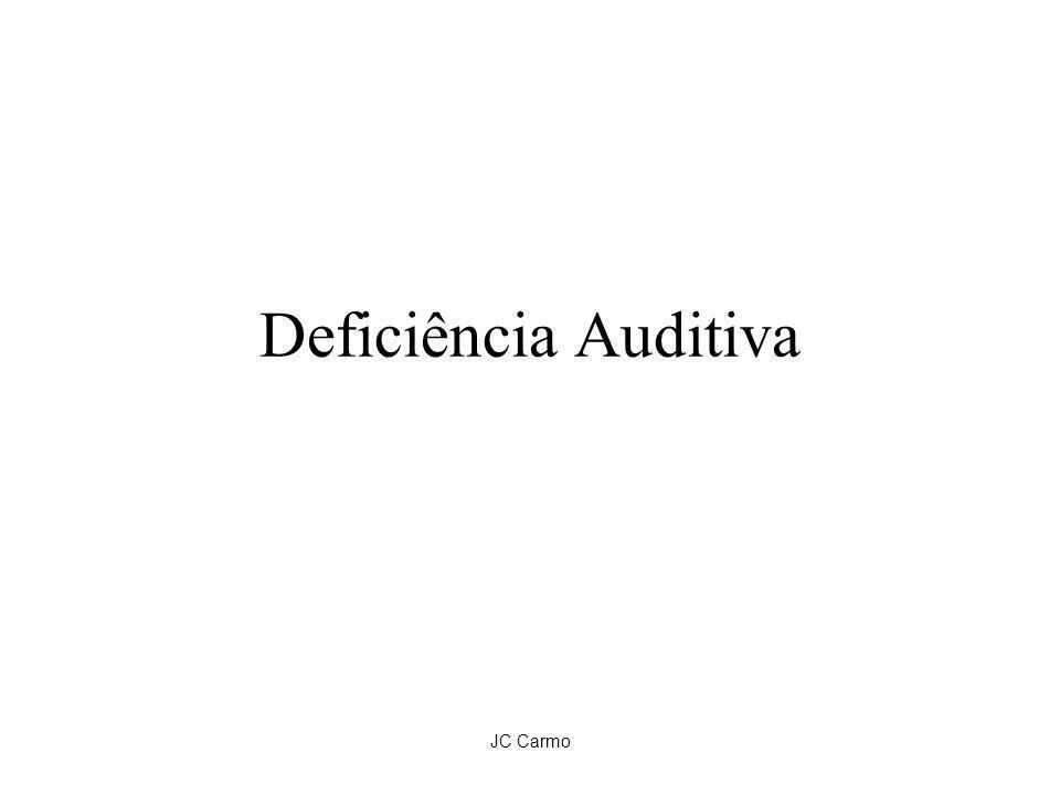 JC Carmo Deficiência Auditiva