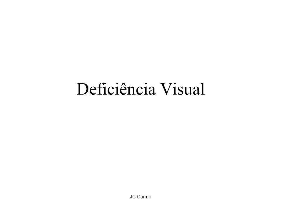 JC Carmo Deficiência Visual