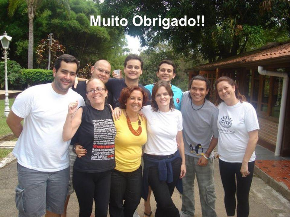 www.cisv.org Muito obrigado!! Muito Obrigado!!