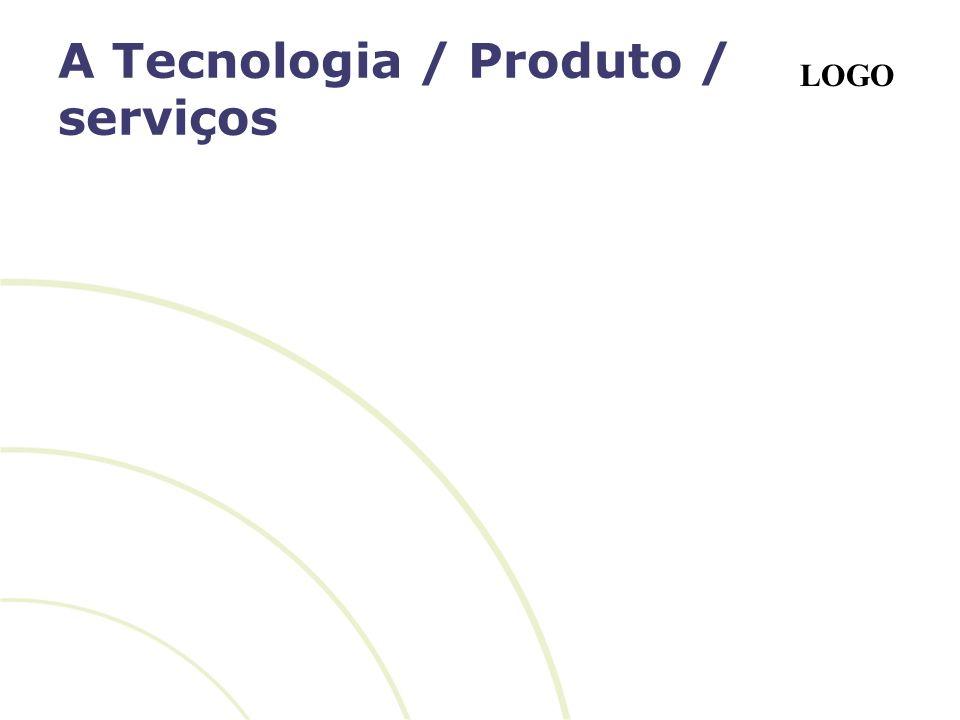 LOGO A Tecnologia / Produto / serviços