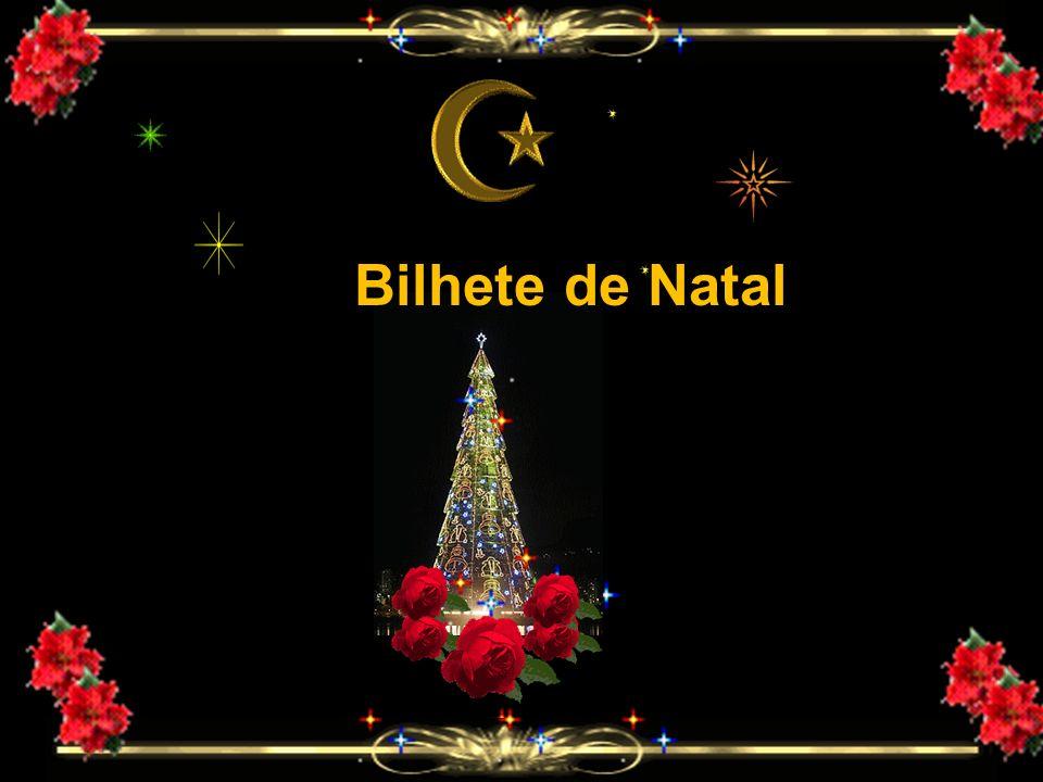 Bilhete de Natal