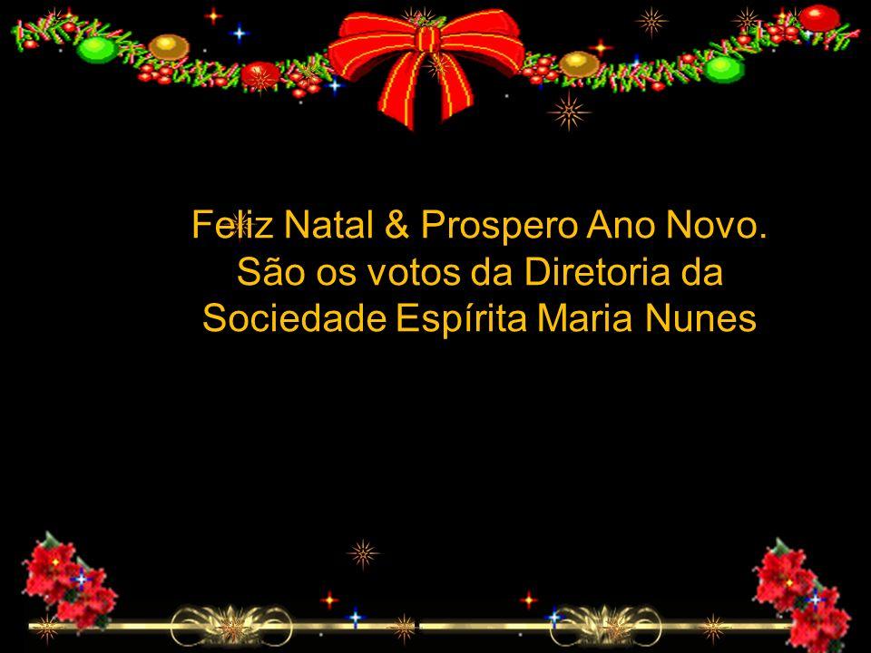 Desejamos que, quando todos se reunirem para celebrar o nascimento de Cristo, você receba do céu todas as bênçãos. E que estas bênçãos se estendam a s