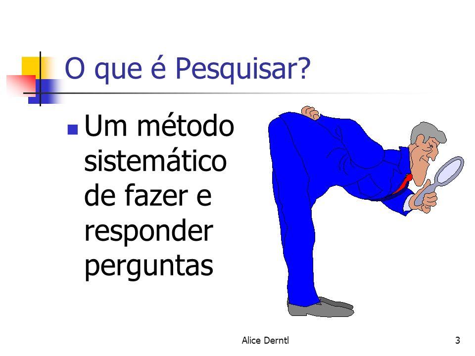 Alice Derntl74 Pesquisa qualitativa em saúde Não existe nenhuma alternativa de solução dos problemas de saúde da população brasileira que possa ser buscada no interior do próprio setor saúde.