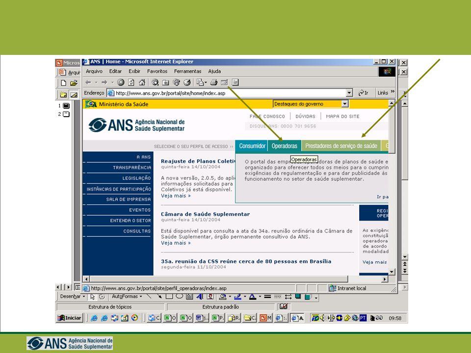 www.ans.gov.br DIDES